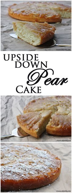 ... of cake on Pinterest | Upside Down Cakes, Coffee Cake and Almond Cakes