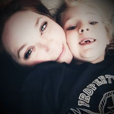 Cuddling this kid is my favorite thing on Earth #momlife