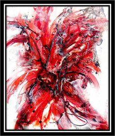 L'Exubérance - Peinture ©2011 par Edyth Généreux -              edyth généreux, artiste contemporaine, art visuel, art contemporain, galerie, gallery, oeuvres d'arts, contemporary art, montreal, canada, québec, www.edythgenereux.com