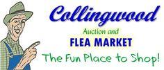 Collingwood Flea Market Fleas, Auction, Peace, Flea Markets, Marketing, Fun, Sobriety, World, Hilarious