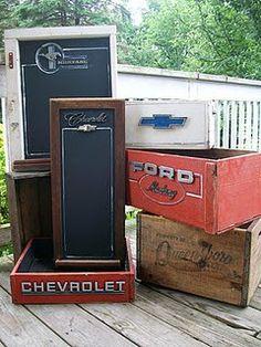 vintag car, storag crate, hardware, vintage cars, car hardwar, hold magazin, hardwar storag