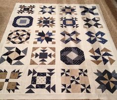 {Sisters and Quilters}: Another favorite Customer Sharing Day! Sampler Quilts, Star Quilts, Scrappy Quilts, Flannel Quilts, Amish Quilts, Colchas Quilting, Quilting Projects, Quilting Designs, Quilt Block Patterns