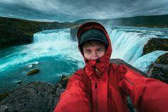 #i #shot #my #self #with #sigma #selfie #waterfall #mood #nature #lovenature #roundtrip #clouds #cloud #cloudyday #vsco #500px #iceland #icelandair #travelgram #travel #explore #from #ostrava #ostravacity #janjasiok