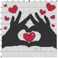 Kanaviçe Aşk Örnekleri (1)