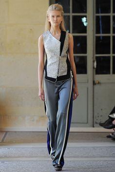 Bouchra Jarrar Fall 2014 Couture Fashion Show - Anna Martynova
