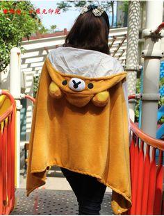 Rilakkuma cloak!!!!!!!!!!!!