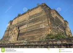 Mingun Pahtodawgyi | Mingun Pahtodawgyi - Myanmar (Burma)