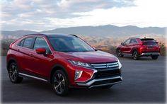 Mitsubishi озвучила цены на кроссовер Eclipse Cross