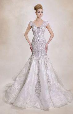 Featured Dress: Dar Sara; Wedding dress idea.