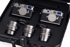 This Leica M 'Null Series' Camera Kit Costs More Than a Luxury Automobile