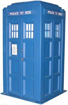its bigger on the inside - a computer inside a  TARDIS