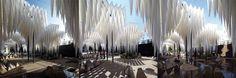 текстильная архитектура инсталляции - Поиск в Google