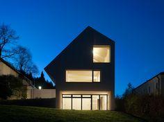 BLOG O DŘEVOSTAVBÁCH | Sluneční dům – první rakouský CO2 neutrální rodinný dům | wood house