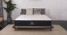 Today we have an epic giveaway from Brooklyn Bedding! We're giving away the Brooklyn Bedding Signature mattress to one lucky winner (you choose the size), but as a special treat, we'll have some . King Bedding Sets, Luxury Bedding Sets, Comforter, Queen Mattress, Best Mattress, Adjustable Bed Frame, Thing 1, Bedroom Sets, Cheap Home Decor