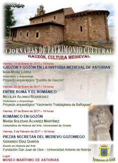 I Jornadas de Patrimonio Cultural