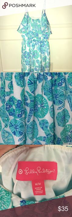Lilly Pulitzer For Target Dress Brand new Lilly Pulitzer for Target summer dress. Lilly Pulitzer for Target Dresses