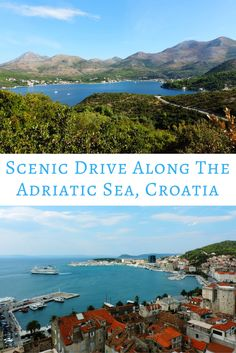The Adriatic Highway (Jadranska magistrala in Croatian) runs along the east coast of the Adriatic Sea giving access to all of these beauties.