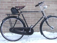 1951 Raleigh DL1: English Roadster | Boston Retro Wheelmen | Flickr