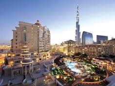 Hotel Al Murooj Rotana – - Dubai #HotelDirect info: HotelDirect.com