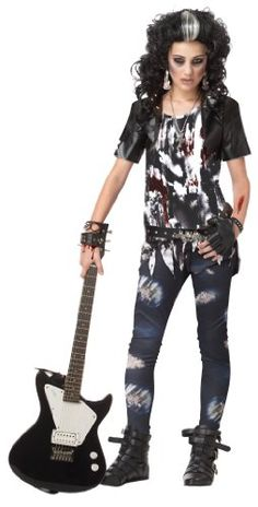 California Costumes Toys Rocked Out Zombie, X-Large California Costumes http://www.amazon.com/dp/B004UUHH98/ref=cm_sw_r_pi_dp_OhvWwb0TDQN3M  7 each