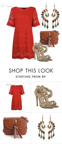 """Lace Dress"" by shistyle on Polyvore"