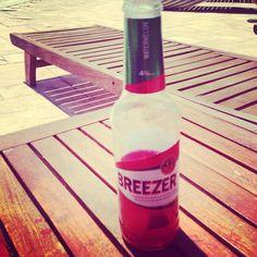 Bacardi Breezer (my favorite drink)