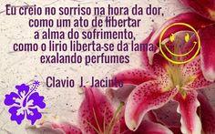 Pr C. J. Jacinto: Coragem na Aflição