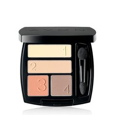 f0bb1578ef53 Avon True Color Matte Eyeshadow Quad