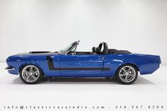 1965 Ford Mustang Convertible Custome