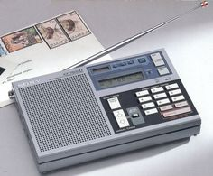 Sony ICF-7600D (ICF-2002), 1983