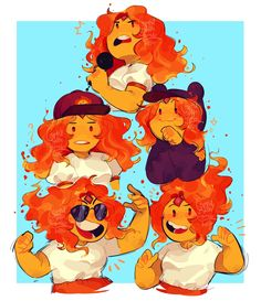 boom #i love her?? my actual girlfriend :/ #phoebe #flame princess #adventure time #atimers #at spoilers #son of rap bear #scribbles
