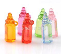 Подвески в виде бутылочек с соской. Нашла здесь - http://ali.pub/fy0q6