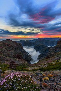 sublim-ature: Pico do Arieiro, Madeira, PortugalChristophe Afonso