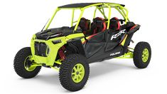 2021 Polaris RZR Turbo S 4 SxS