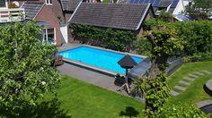 Renovatie zwembad in Soest