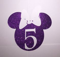 Minnie Mouse head by JCBelleCreations on Etsy
