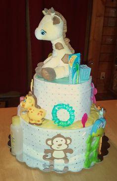 cathy's diaper cakes