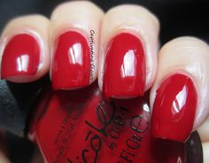 Captivating Claws: NOPI and Kellogg's Special K.. This is Challenge Red-y