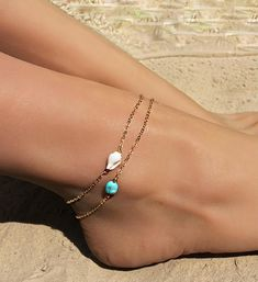 554 Best Anklet images in 2019  f496f3f84912