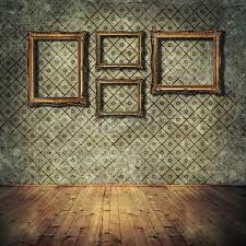 vintage behang woonkamer - Google zoeken