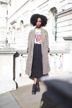 Street style | London