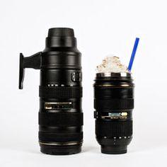 One day I will own a Nikon camera lens mug!
