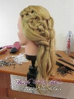 Braid styles galore.  Russian site, mostly photos, some videos
