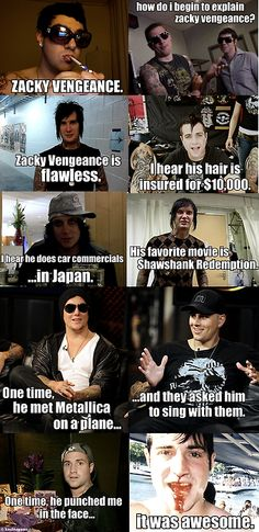 Avenged Sevenfold & Mean Girls