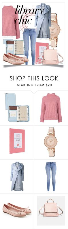 """library chic"" by giada2017 on Polyvore featuring moda, Scully, Boutique Moschino, Anne Klein, Ann Demeulemeester, Salvatore Ferragamo e Avenue"