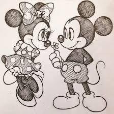 Minnie Y Mickey Dibujo A Lapiz Buscar Con Google Cosas Lindas Para Dibujar Dibujos De Mickey Mouse Dibujos Bonitos