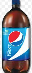 Free 2 Liter Bottle of Pepsi Next!
