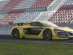 Renault R.S. 01 : Comme un faux air d'A110-50. Renault a récemment levé le voile sur le prototype de course R.S. 01 censé remplacer la formule de la Mégane Trophy, dont voici la vidéo de présentation.