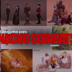 El gran Nacho Subirats Morate, animador 2D y diseñador de personajes ❤️   . . #2d #animacion2d #notodoanimacion #drawthisinyourstyle #inktober2020 #2danimation #characterdesign  #diseñodepersonajes #characteranimation #CharacterAnimator #traditionalanimation #bbaa #bellasartes