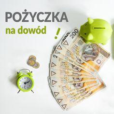 Pożyczka na dowód! >>> www.confronter.pl/szybka-pozyczka-3